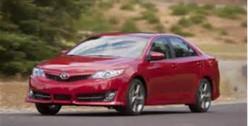 Toyota recalls 2013 Camry again