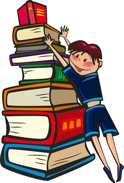 Early reading may lead to a love of books