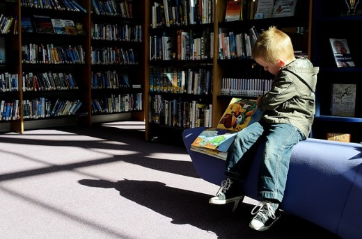 Teaching babies and toddlers to read doesn't require pressure