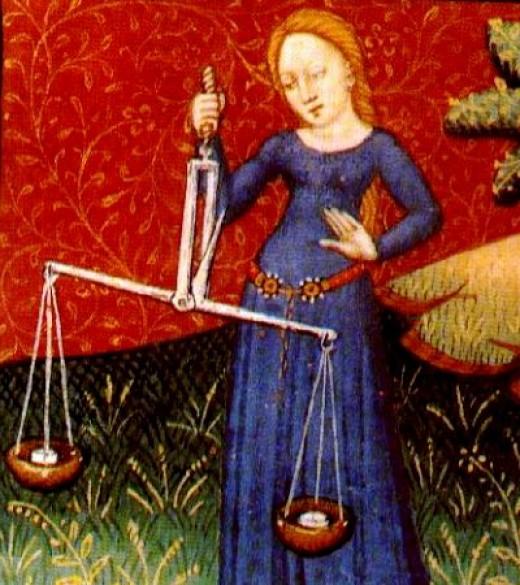 Balancing the Libra Scales: Zodiac Representation of Libra