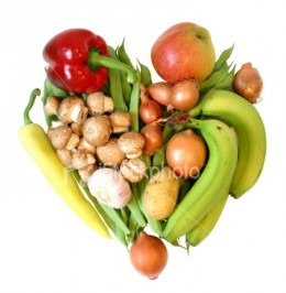 Your heart loves healthy food