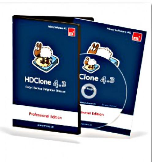 HD Clone 4.3 Free Edition