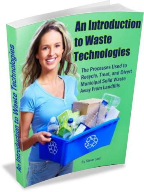 "Learn More About Waste Facilities and how renewable energy is being made from waste, in the ""Introduction to Waste Technologies eBook"". Click the link below for more information."