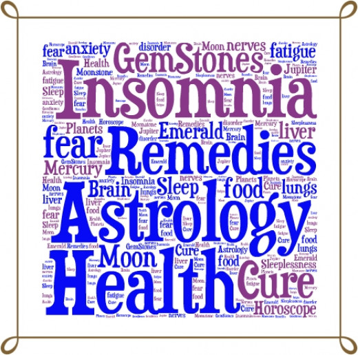 Astrology ans Insomnia Connection