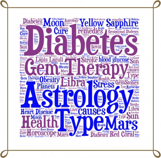 Astrology and Diabetes Connection