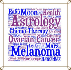 Astrology and Cancer Disease Cure