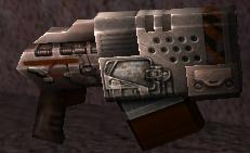 The Grenade Launcher
