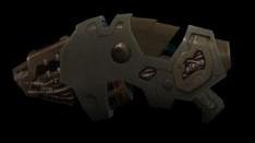 The BFG. Also called Big F*cking Gun, Big Friggin'  Gun, Big Fragging Gun.