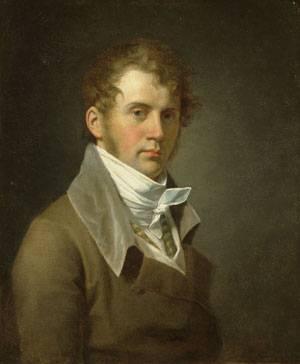 A self portrait of artist John Vanderlyn