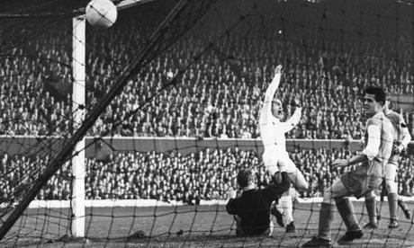 Di Stefano goal - 1960 European Championship