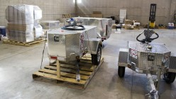 Mobile fuel trailers  - Can be used in multiple settings