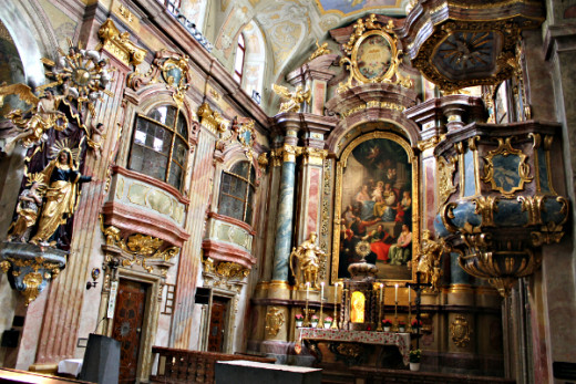baroque Annakirche