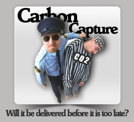 """Yes! AD Plants carry out """"carbon capture"""" to reduce climate change, but not like this though!"""