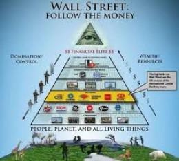Follow the money.