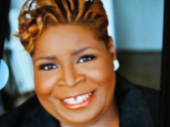 """The very talented Barbara Mills, performed the major hit entitled, """"Funkie Good Time."""" She served as the major organizer of this event which brought pure joy to the faces of the participants at Chester Senior Center. Check out her videos on Youtube."""