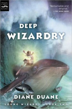 Deep Wizardry (Young Wizards #2) by Diane Duane
