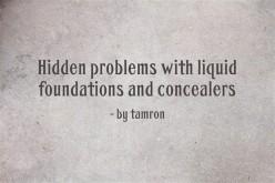 Healthy Makeup Liquid Foundation