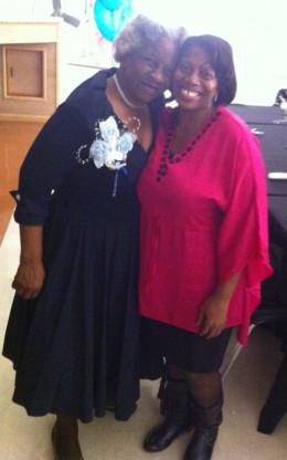 Mama Dorothy & Me