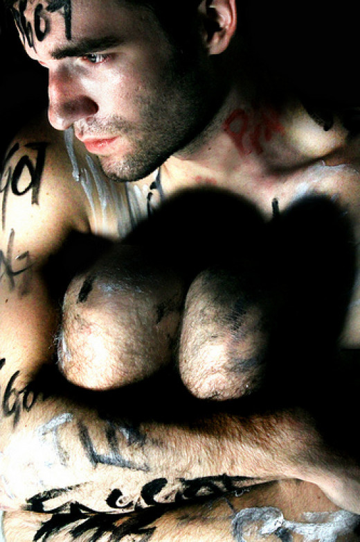 Vulnerability from Kallie Jeffries flickr.com