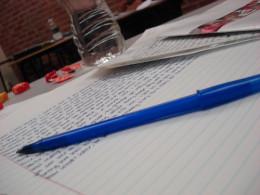 power of the pen from Karen Ko flickr.com
