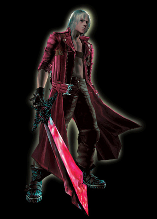 dante's bloody sword from james bond flickr.com