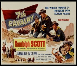 US Army officers, who get most of their historical information from movies, were inspired by the adventure and heroism of cavalrymen on the frontiers wearing their campaign hats,