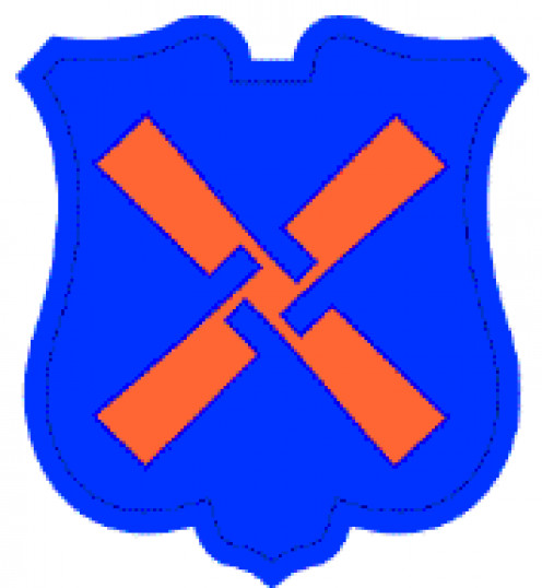 XII Corps shoulder patch