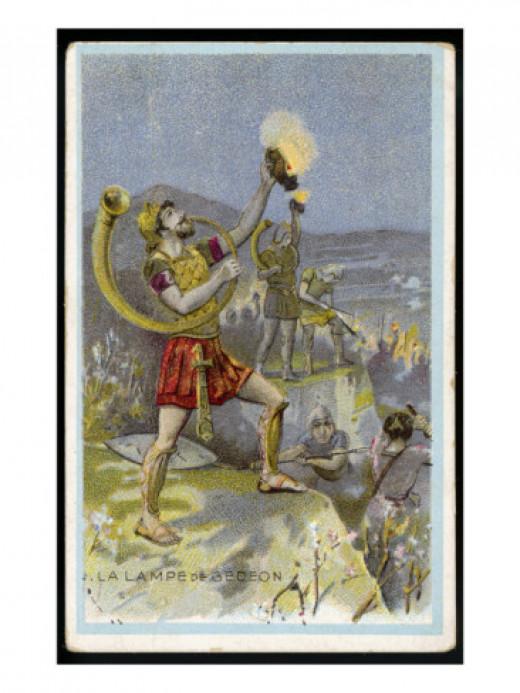 Gideon versus the Midianites