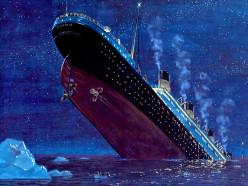 Titanic(A short Poem)