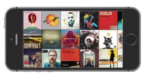 how to get all playlists to appear on iphone