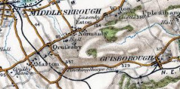 The M&GR route from Middlesbrough to Guisborough via Nunthorpe proved to be a stranglehold on local mining and business interests