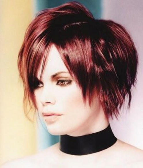 razor cut hairstyles for women. SHORT RAZOR CUT HAIRSTYLES FOR