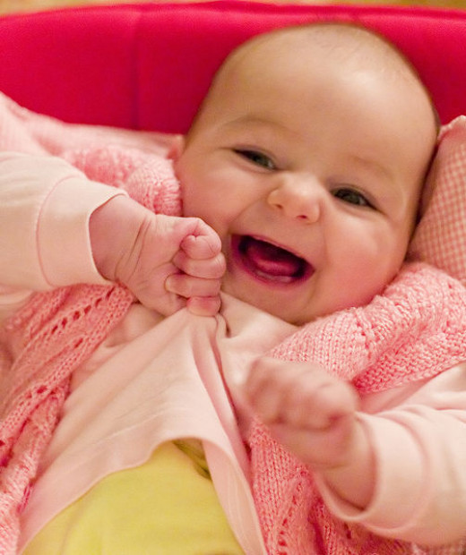 The development of laughter and a sense of humor follows the stages in development of cognitive skills