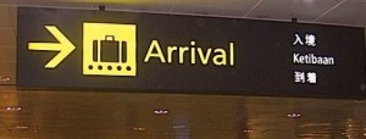 In and Out of Changi Airport