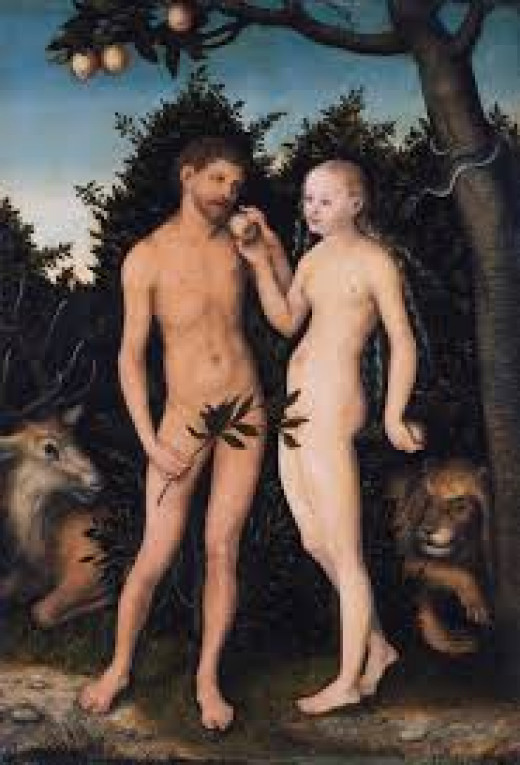 A Short Story About Adam and Eve