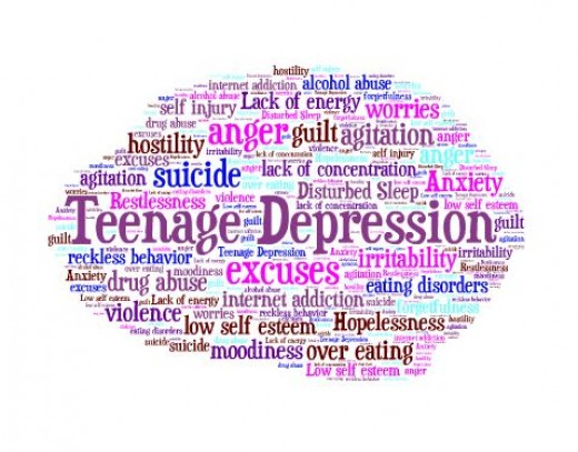 Understanding and Dealing with Teenage Depression