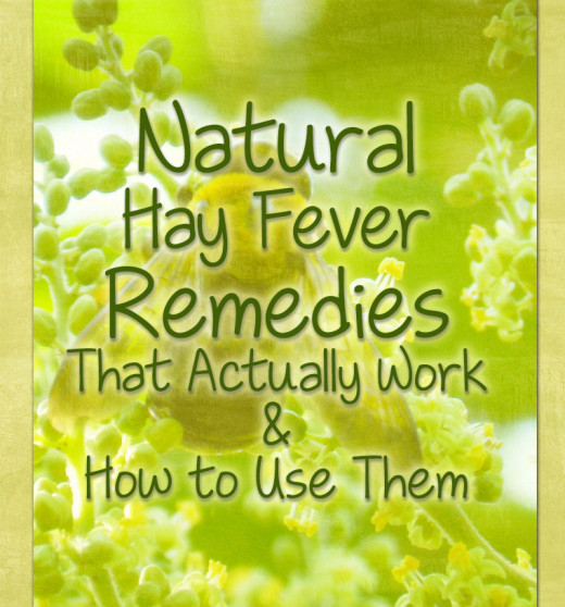 Natural Hay Fever Remedies and How to Use Them