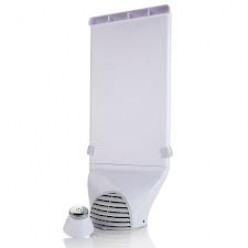 Suffering from Nightly Hot Flashes?  Try the Brookstone Bed Fan with Wireless Remote for a Cooler Nights Sleep