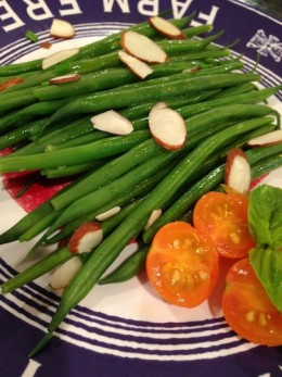 Thin and tender, these beans are best when gently cooked or steamed lightly.