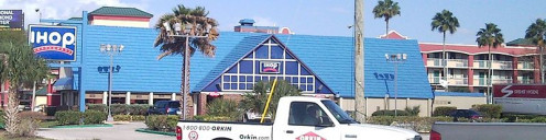IHOP in Orlando, Florida. This rate a consistently high opinion rating fro customers of 4 out of 5 stars.