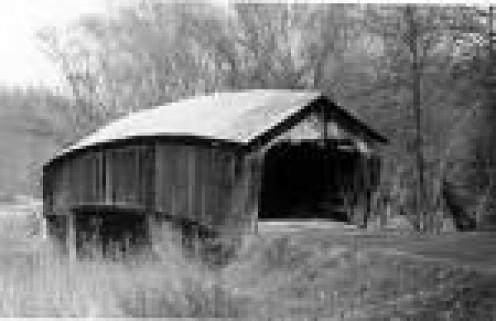 Humpback Covered Bridge-Virginia