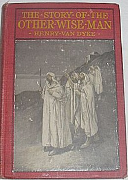 First edition of van Dyke's book published by Harper Brothers, New York, 1896