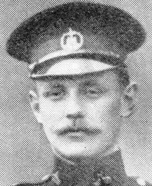 Lieutenant J. M. Pitt.