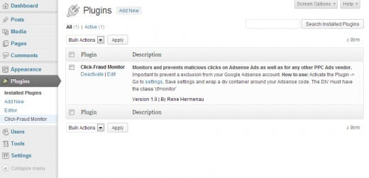 Activate the plugin from the dashboard to make it work