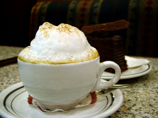 The coffee varieties with the mots milk can have extremely high calories, especially when sugar is added
