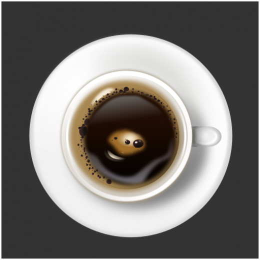 Black coffee is probably healthier than a fruit smoothie. See why here.