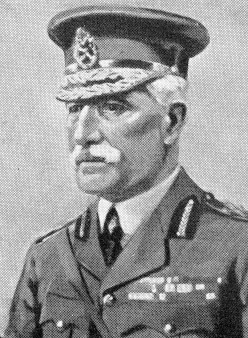 General Sir Horace Lockwood Smith-Dorrien, G.C.B., G.C.M.G., D.S.O.