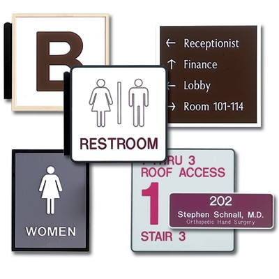 ADA Compliant Business Signs