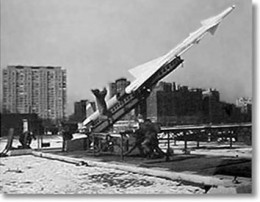 NIKE missile base on Montrose Beach, Chicago