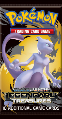 Pokémon TCG Legendary Treasures - TWO RARES per pack !?